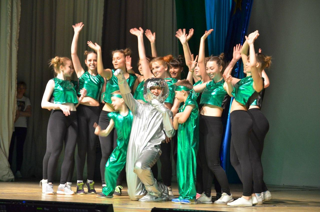 Юношеские танцевальные конкурсы